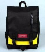 人気セール SUPREME バックパック 黒 ネイビー 青 紫 レッド 5色 男女兼用 シュプリーム リュックサック.