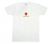 シュプリーム SUPREME Berry Tee いちご ストロベリー コットン 半袖Tシャツ ホワイト クルーネック
