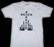 16SS 新作新品 シュプリーム tシャツ激安 SUPREME Black Sabbath Cross Tee 半袖 ホワイト プリント コットン