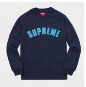 シュプリーム SUPREME Arc Logo L/S Top ロングスリーブTシャツ アーチロゴ 2016ss 新作 長袖Tシャツ ネイビー