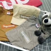 偽物 SUPREME 品質保証定番 シュプリーム Box Logo Tee ボックスロゴ Tシャツ半袖 グレー ブラウン ベージュ コットン
