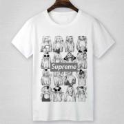 数量限定低価 シュプリーム SUPREME tシャツ 偽物 半袖 プリント BoxLogo コットン グレー ホワイト ボックスロゴ