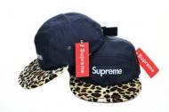 上品シュプリーム帽子 コーデカジュアルキャップSUPREME BOX LOGO偽物ヒョウ柄ツバプレゼント