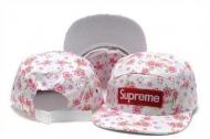 可愛いSUPREME帽子偽物ボックスロゴキャップシュプリームオンラインモモの花プリントファッションコーデ単品