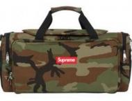 SUPREME 17SS Duffle bag シュプリーム 偽物 迷彩 メンズ 品質保証お買い得 ショルダーバッグ.