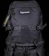 海外輸入 SUPREME バックパック シュプリーム リュック メンズ レディース 20L 210D CORDURA RIPSTOP NYLON BACKPACK 黒.