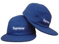 高品質シュプリーム2017AWボックスロゴキャップSUPREME通販 安いスポーツアウトドアゴルフ帽子ブルー