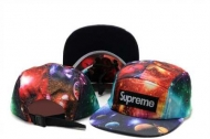 大好評シュプリーム 偽物 キャップボックスロゴSUPREME2017AW宇宙星空プリント綺麗帽子ファッションショー