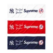 大人気激安 SUPREME x NEW YORK YANKEES ブランケット暖かい毛布シュプリーム x ニューヨーク・ヤンキース レッド3色可選