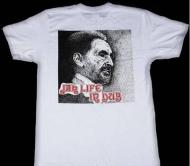 2016ss シュプリーム SUPREME x Barrington Levy バーリントン・リーヴィ Jah Life In Dub Tee  半袖Tシャツ コットン ホワイト
