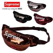 抜群な存在感 SUPREME バッグ 2017 シュプリーム Waist Bag メンズ ウエスト バッグ 8色.