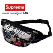 シュプリーム 偽物 メンズ ウエストバッグ お得人気セールなSUPREME ボストンバッグ 7色.