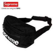 SUPREME 男性 ウエストバッグ 人気セール大得価なシュプリーム 偽物 メンズボディバッグ ブラック ミリタリー 2色.