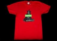 SUPREME x UNDERCOVER Witch TEE シュプリーム アンダーカバー Tシャツ 半袖 コットン ボックスロゴ boxlogo レッド 15ss