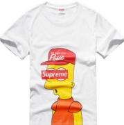 ブラック ホワイト SUPREME メンズ シュプリーム 18SS 最安値高品質 TEE プリント 半袖Tシャツ カットソー.