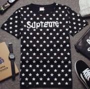 お得100%新品 SUPREME tシャツ ボックスロゴ シュプリーム スター メンズ レディース 兼用 ホワイト ブラック 2色.
