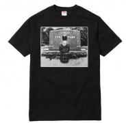 2017-2017年モデル入荷 SUPREME シュプリーム tシャツ コピー 新作 人気新品 コットン グレー クルーネック ブラック 半袖