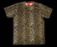 お得100%新品 シュプリーム 15SS Supreme Pocket Tee ポケットTシャツ 半袖 レオパード 抜群な存在感  クルーネック