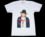 17年モデル入荷 シュプリーム Neil Young Tee ニール・ヤング TシャツSUPREME 15ss 半袖 コットン 新品 ホワイト