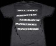 SUPREME x UNDERCOVER Anarchy TEEアンダーカバー シュプリーム Tシャツ 半袖 ブラック コットン クルーネック2015ss