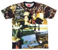 ファッションなシュプリーム 激安通販半袖TシャツSUPREME KINGSTON TEEプリントTシャツインナートップス