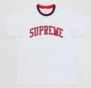 シンプルなデザインシュプリーム Tシャツ激安プリント半袖TシャツSUPREME17SSTシャツインナートップス