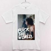 若者愛用シュプリーム偽物TシャツプリントTシャツSUPREMEオンライン半袖Tシャツインナートップス