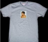 激安大特価2017シュプリーム偽物Tシャツ半袖プリントTシャツSUPREMEオンラインインナートップスグレー