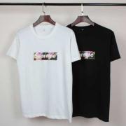 品質保証100%新品シュプリームプリント半袖TシャツSUPREMEボックスロゴTシャツ偽物2色可選