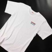 新作到着!!シュプリームTシャツ偽物プリントTシャツSUPREME 人気商品半袖Tシャツホワイト