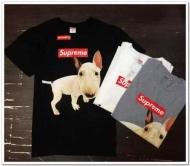 人気通販SUPREME ボックスロゴTシャツ 偽物プリントシュプリーム格安プリントTシャツインナー3色可選