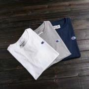 人気アイテムシュプリームTシャツ偽物半袖 SUPREME CHAMPION 刺繍ロゴTシャツインナートップス3色可選