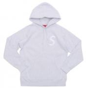 多機能Supreme S Logoスウェットパーカーシュプリーム 激安 偽物ロゴ パーカー インナートップス2色可選