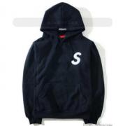 シュプリーム SUPREME S Logo Hooded Sweatshirt Sロゴプルオーバーパーカー メンズウェア コットン 5 色選択.