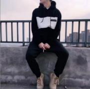 シュプリーム パーカー サイズ感 定番モデル SUPREME 男女兼用 ブラック、ホワイト コットン ストリート.