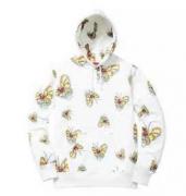 SUPREME 17ss Gonz Butterfly Hooded Sweatshirt メンズ シュプリーム パーカー スウェットコットン.