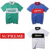 シュプリーム t シャツ コピー SUPREME 半袖 ホワイト、ブルー、グリーン3色選択 コットン生地 ストリート.