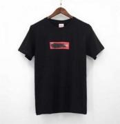 シュプリーム ボックスロゴ SUPREME Box Logo 半袖 Tシャツ 男女兼用 コットン生地 ブラック、ホワイト2色選択.