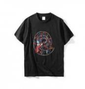 SUPREME x JOE ROBERTS SWIRL TEE シュプリーム 半袖 Tシャツ 男女兼用 コットン生地 ブラック、ホワイト2色選択.