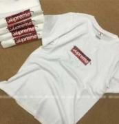 シュプリーム 激安 t シャツ Too Broke For Tee ボックスロゴ SUPREME Box Logo 半袖 ホワイト コピー品.