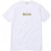 18年春夏新作 SUPREME シュプリーム tシャツ 偽物 ショートスリーブ ボックス ロゴ Box Logo ホワイト.