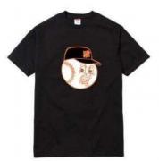 SUPREME tシャツ コピー シュプリーム ショートスリーブ メンズ コットン ホワイト ブラック2色選択 ストリート.