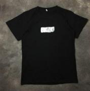 シュプリーム サイズ感 tシャツ SUPREME Tシャツ ショートスリーブ コットン生地 ブラック、ホワイト2色.