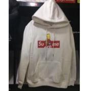 SUPREME Box Logo シュプリーム ボックス ロゴ 偽物 パーカー 男女兼用 ホワイト、ブラック2色選択 コットン.