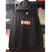シュプリーム ボックス ロゴ SUPREME Box Logo Pullover コピー パーカー ホワイト、ブラック2色選択.