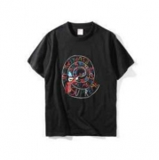 シュプリーム SUPREME JOE ROBERTS SWIRL TEE 半袖 Tシャツ ブラック、ホワイト2色 コットン生地 ストリート.