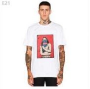 SUPREME シュプリーム tシャツ コピー プリント ショートスリーブ ホワイト、ブラック2色 サイズ コットン.