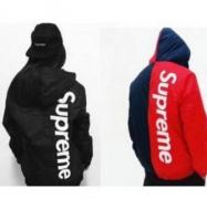 SUPREME シュプリーム パーカー コピー 2 Tone Hooded ナイロン 男女兼用 ブラック、赤、グリーン3色.