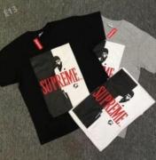 SUPREME スーパー コピー シュプリーム Tシャツ 半袖 コットン ブラック、ホワイト、グレー3色選択 メンズ.