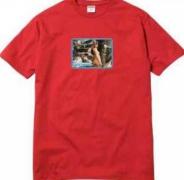 シュプリーム LARRY CLARK GIRL TEE SUPREME  Tシャツ ホワイト、ブラック、赤3色選択 コットン生地.